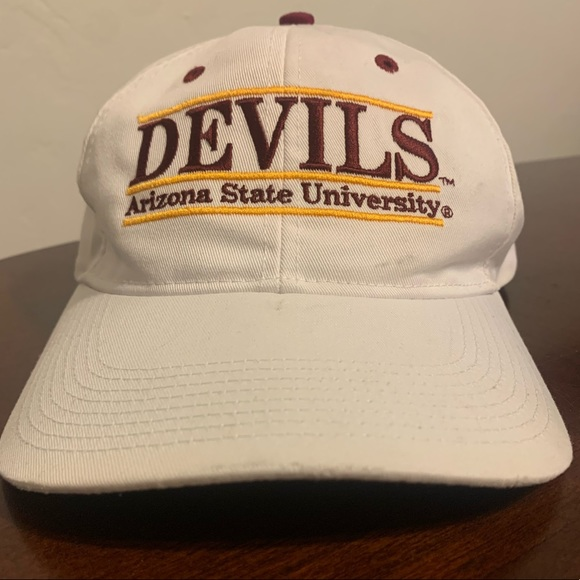 The Game Other - Vintage '95 ASU Devils Bar Hat Spellout Snapback